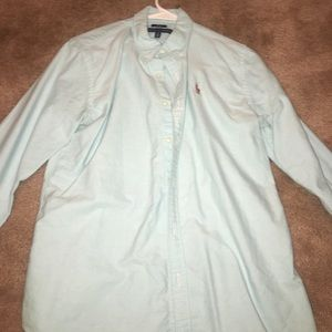 Ralph Lauren Light Blue Polo